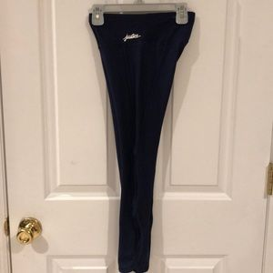 Justice Active Navy Leggings Size 10